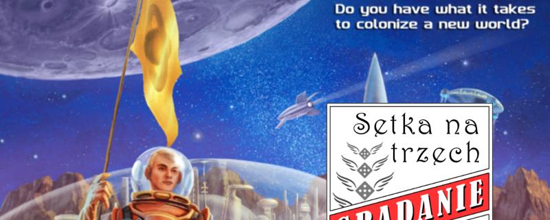 Setka na trzech #3 - Alien Frontiers small