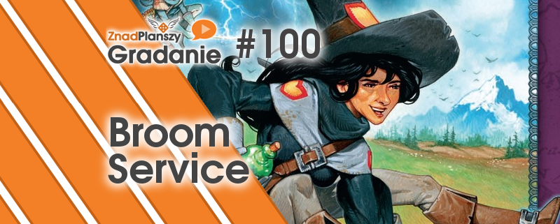 #100 - Broom Service small