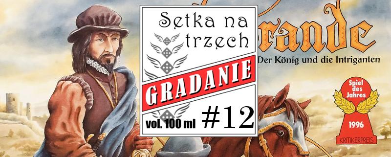 Setka na trzech #12 - El Grande small