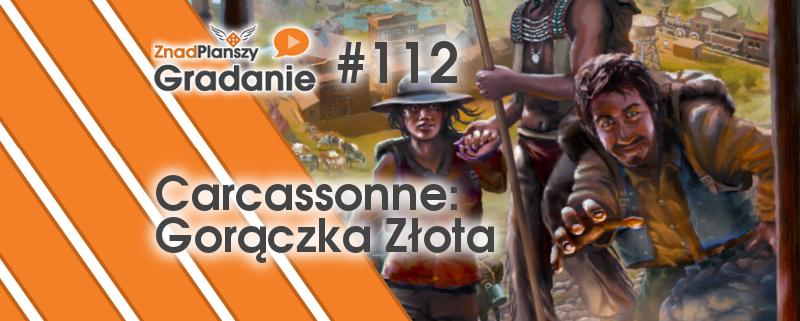 #112 - Carcassonne Gorączka Złota small