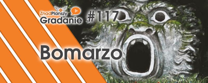Gradanie ZnadPlanszy #117 – Bomarzo