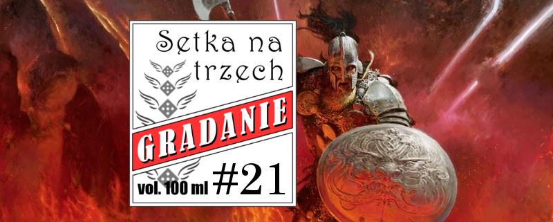 Setka #21 - Blood Rage s