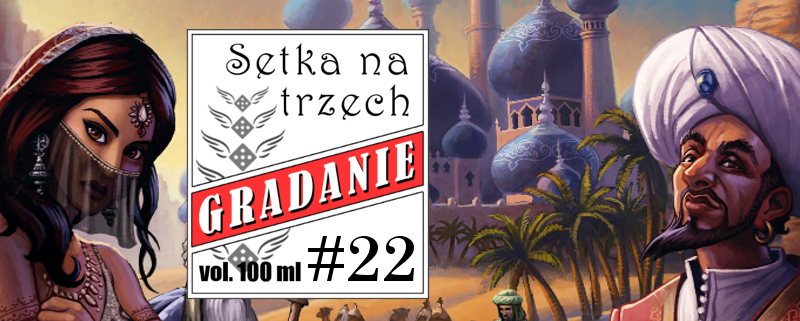 Setka #22 - Five Tribes s