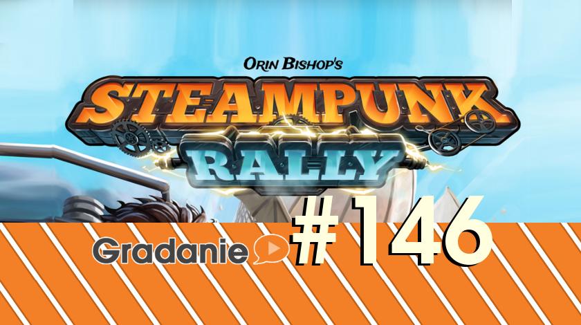 Odlotowy wyścig (Steampunk Rally) – Gradanie #146