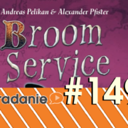 #149 - Broom Service The Card Game s