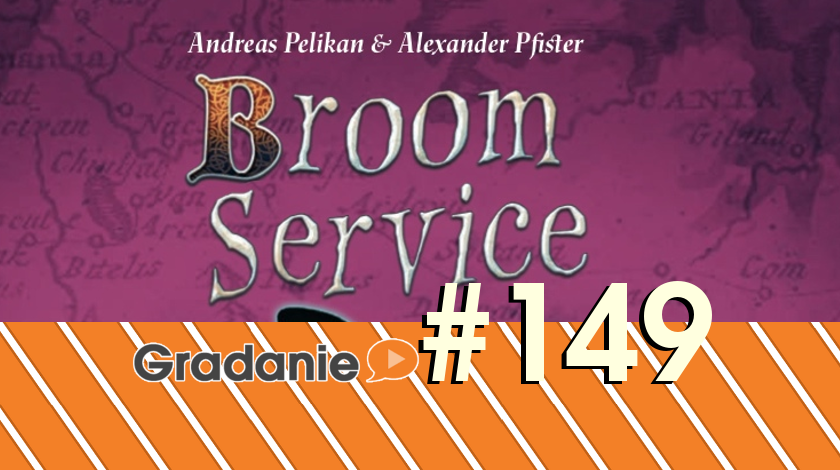Broom Service: The Card Game – Gradanie #149