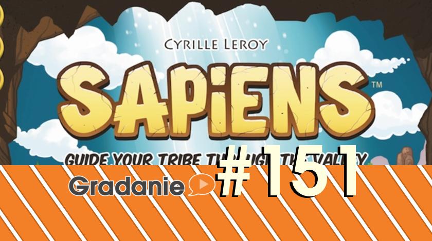 Sapiens – Gradanie #151