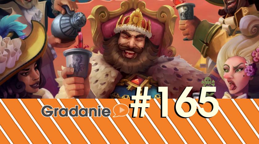 Raise Your Goblets – Gradanie #165