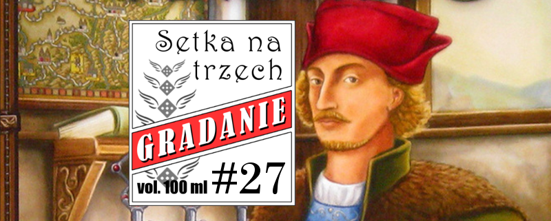 Hansa Teutonica – Setka na trzech #27