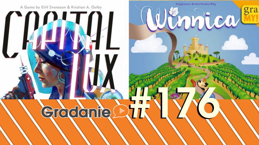 Winnica, Kosmopolis (Capital Lux) – Gradanie #176
