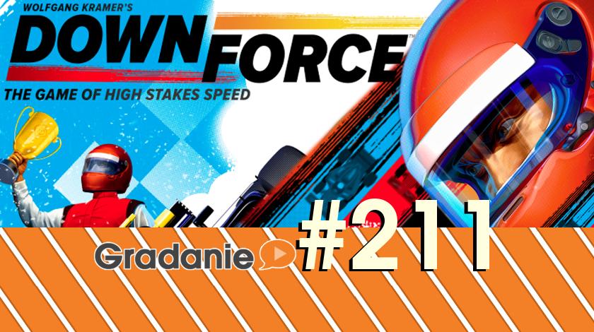 Downforce – Gradanie #211