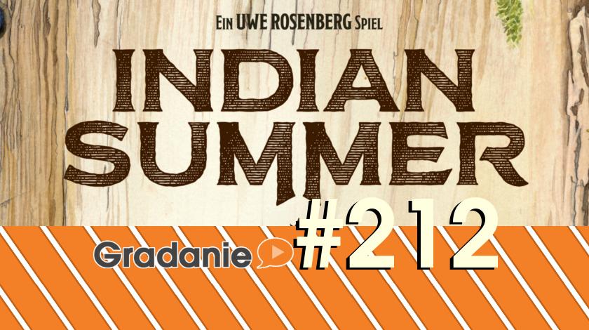 Indian Summer – Gradanie #212