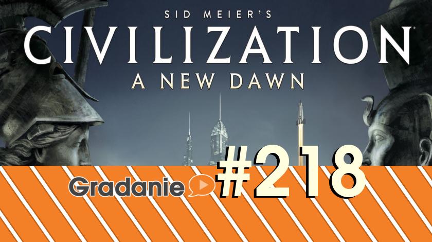 Sid Meier's Civilization: A New Dawn – Gradanie #218