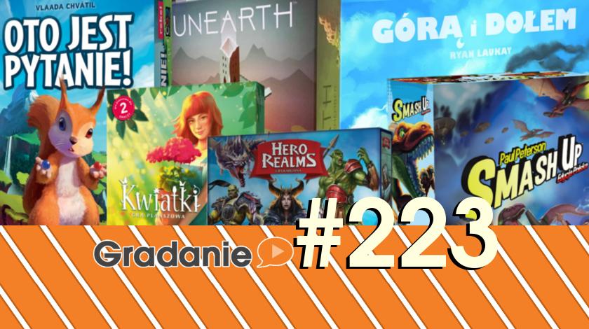 Nadrabiamy kolejne zaległości – Gradanie #223