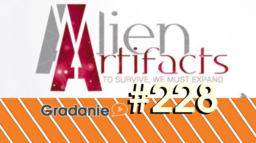 Alien Artifacts – Gradanie #228