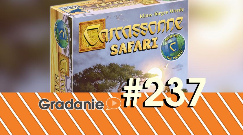 Carcassonne Safari – Gradanie #237