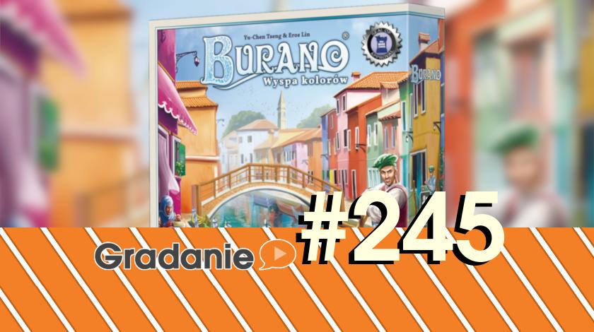 Burano: Wyspa kolorów – Gradanie #245