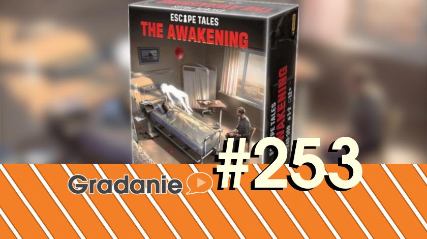 Escape Tales: Rytuał Przebudzenia – Gradanie #253