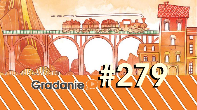 Kolejowy Szlak – Gradanie #279