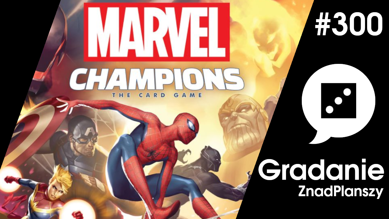Marvel Champions – Gradanie #300