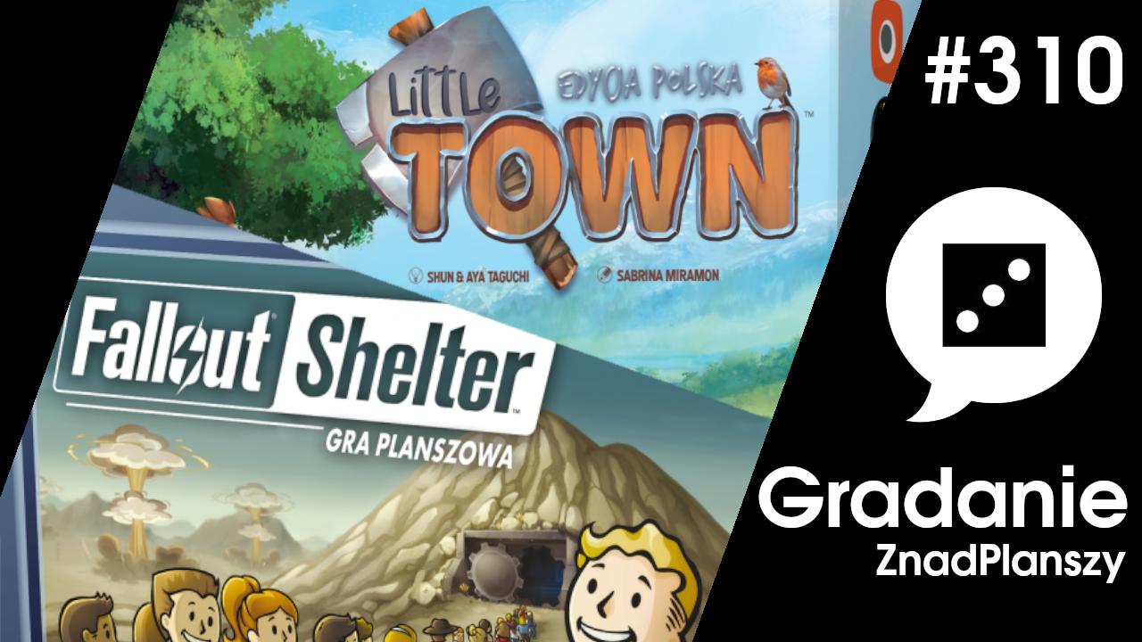 Fallout Shelter / Little Town – Gradanie #310