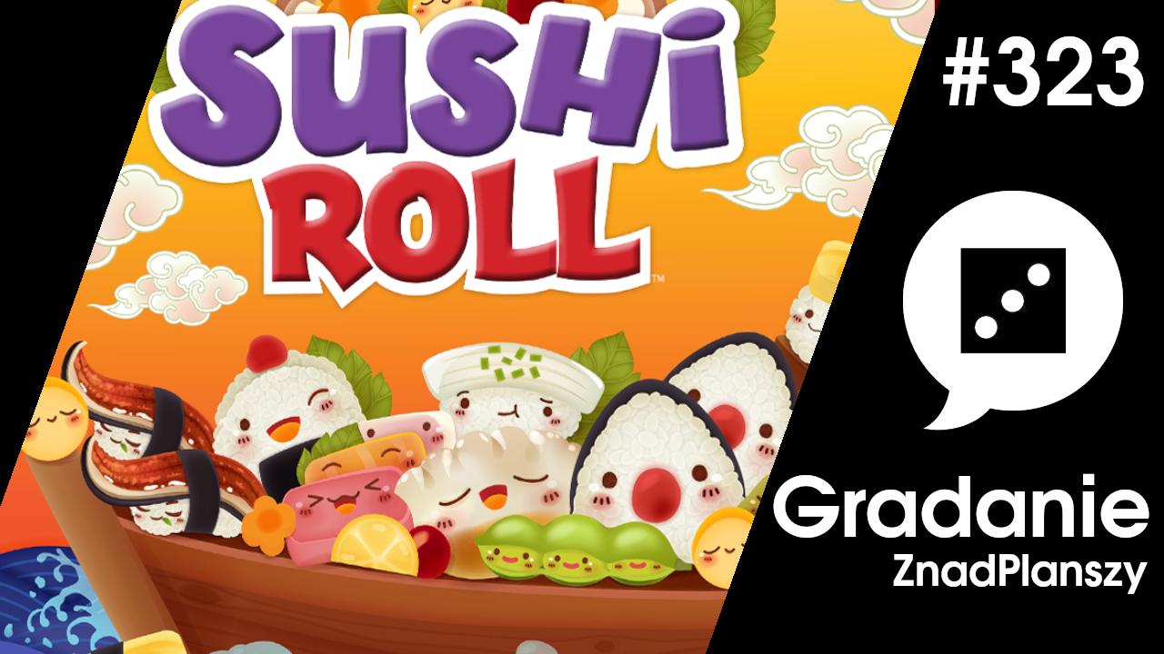 Sushi Roll – Gradanie #323