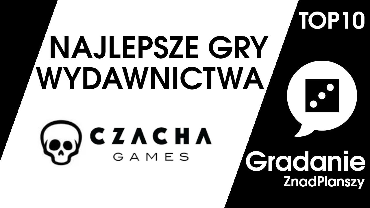 TOP 10 najlepszych gier wydawnictwa Czacha Games – Gradanie