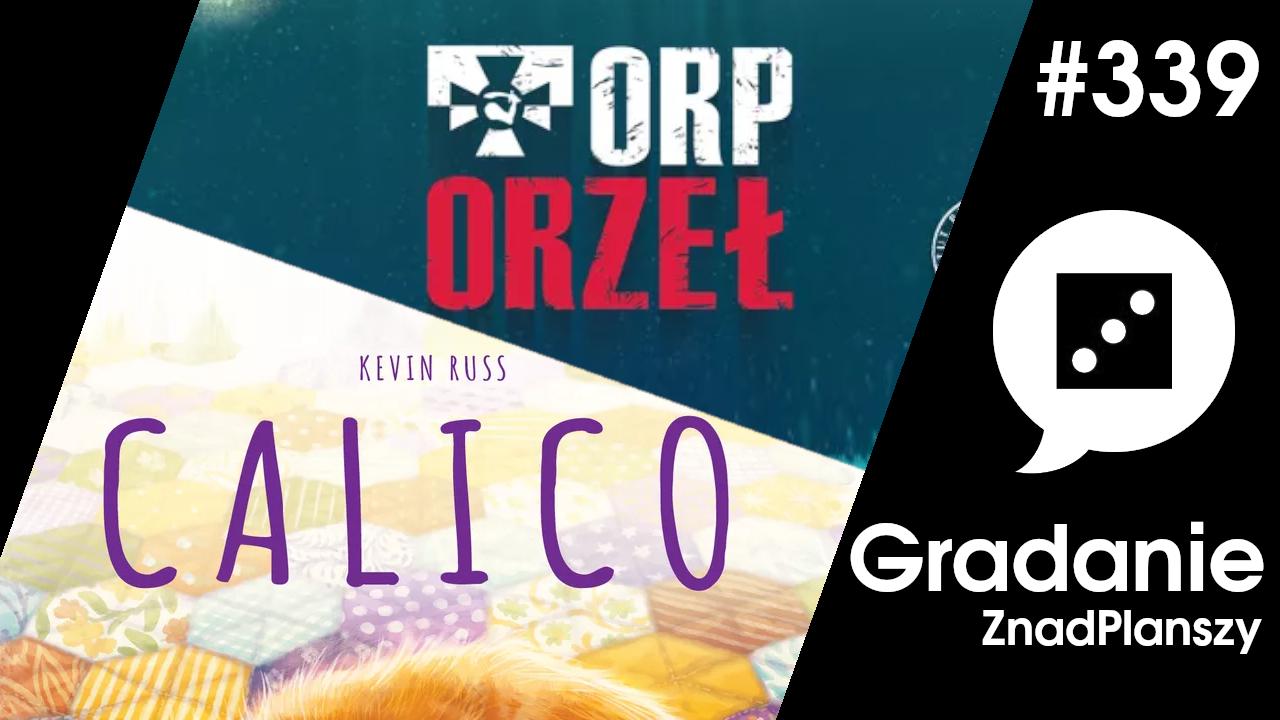 ORP Orzeł / Calico – Gradanie #339