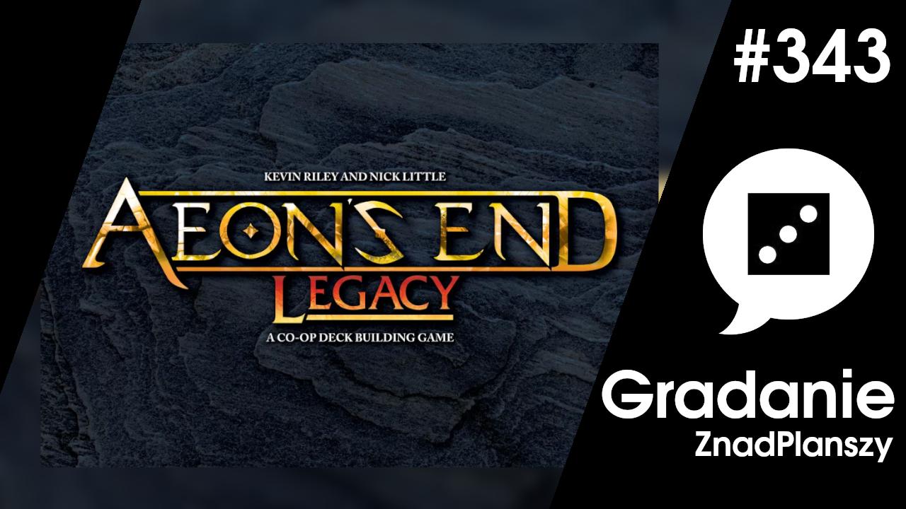 Aeon's End Legacy – Gradanie #343