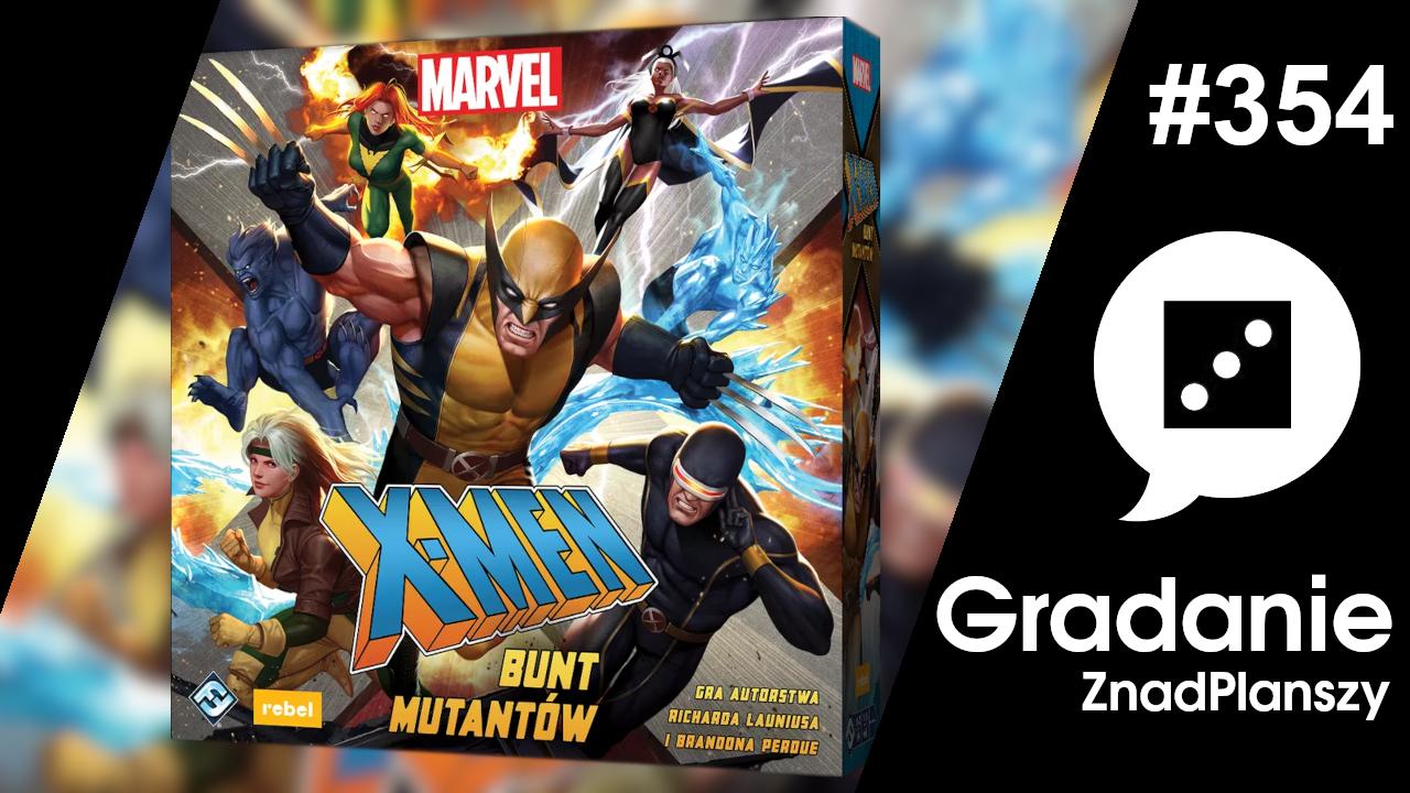 X-Men: Bunt Mutantów – RECENZJA – Gradanie #354