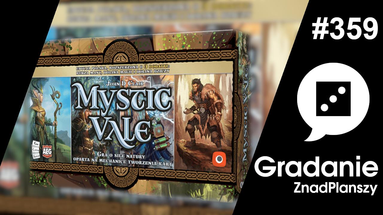 Mystic Vale Big Box – Gradanie #359