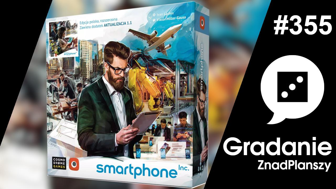 Smartphone Inc. – Gradanie #355