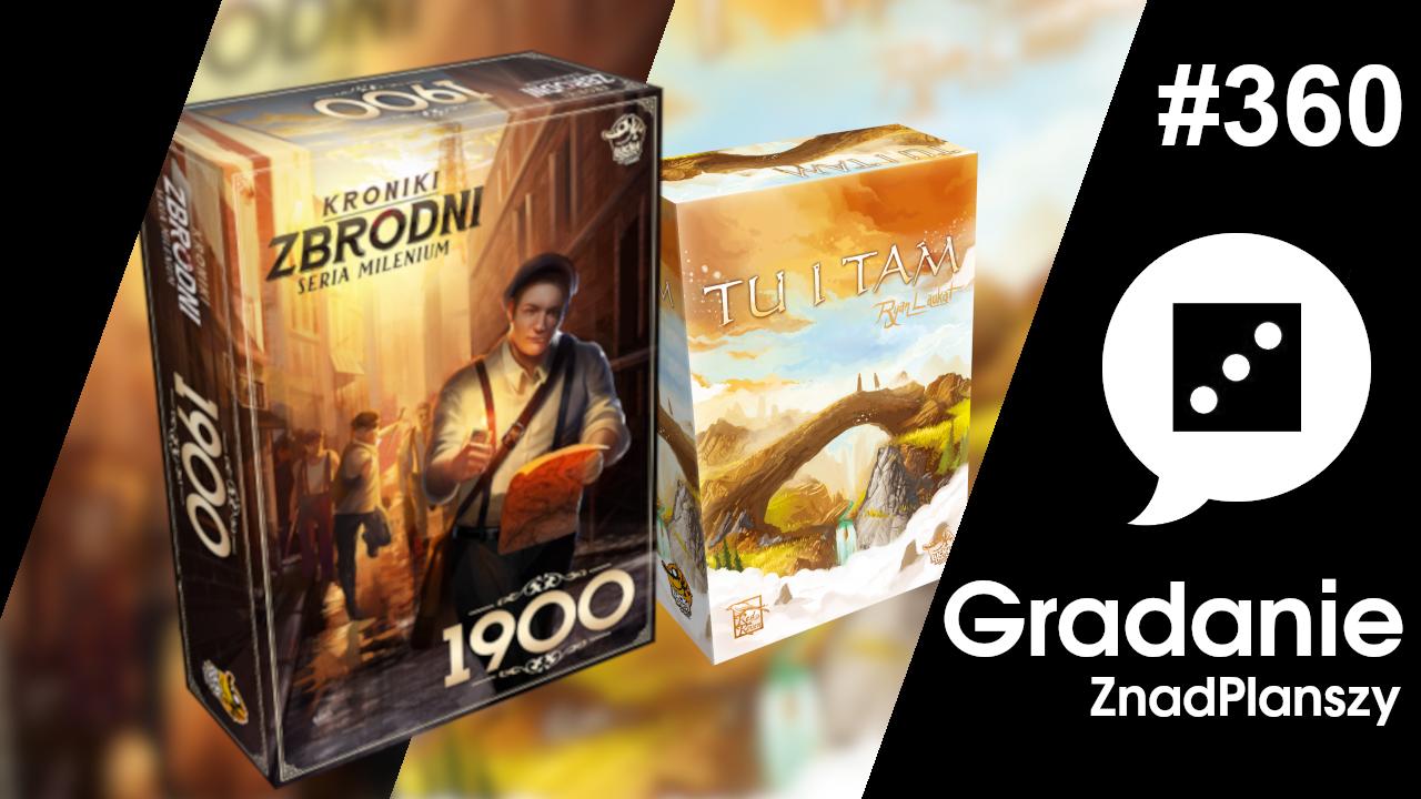 Kroniki Zbrodni: 1900 / Tu i Tam – Gradanie #360