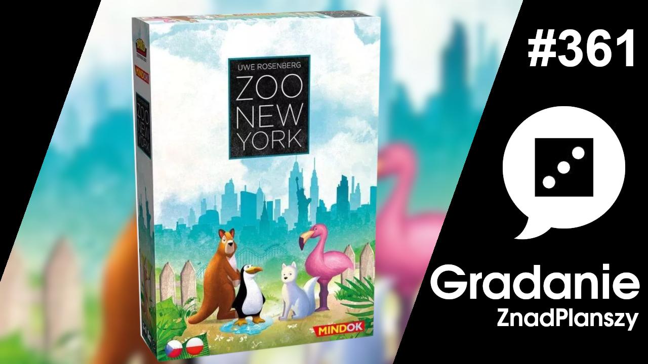 Zoo New York – Gradanie #361